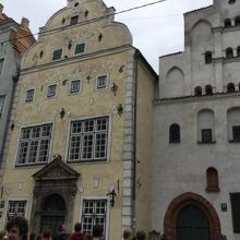 ラトビア建築博物館 (三人兄弟)