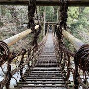 日本三奇形橋の一つです