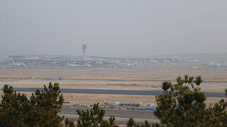 仁川空港展望台