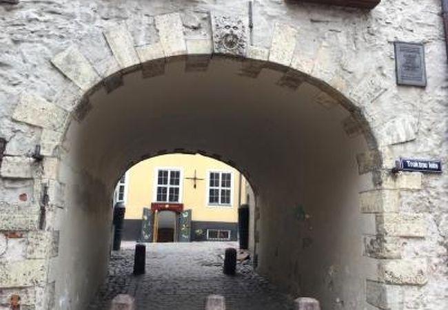スウェーデン門