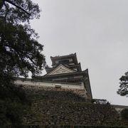 立派なお城でした