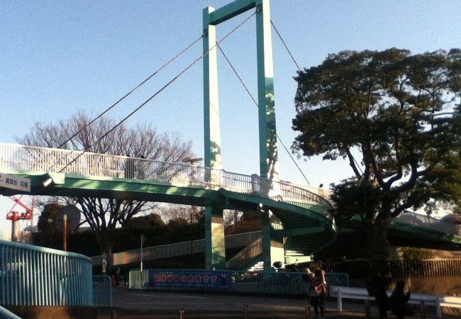 野毛動物園横の橋