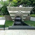 写真:靖国神社 慰霊の泉