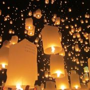 チェンマイコムローイ上げ祭2020開催日決定