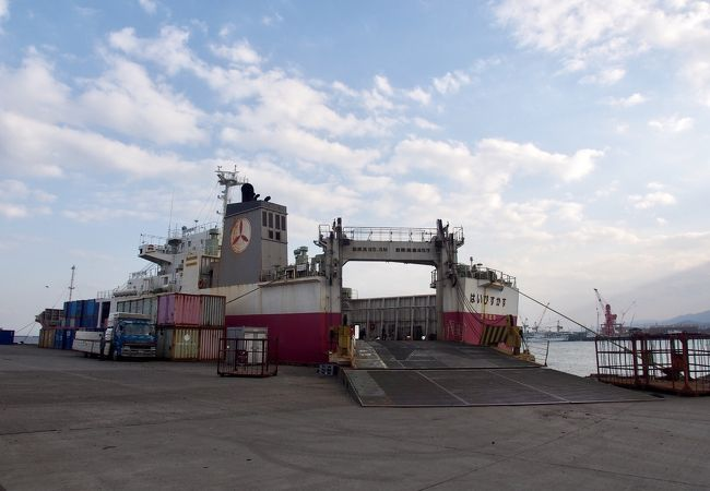 ザ・貨物船
