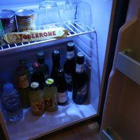 冷蔵庫にはドリンクが入っていましたよ