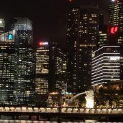 シンガポールの有名観光地