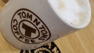 トム アンド トムズ コーヒー (清潭1号店)