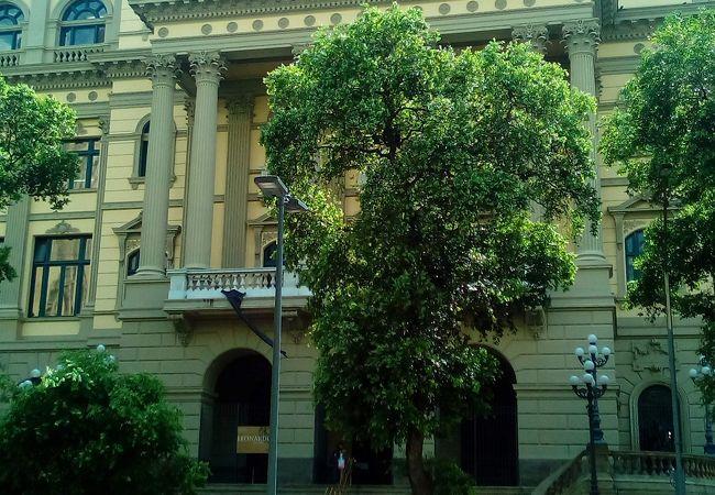 リオデジャネイロ国立図書館