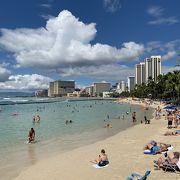 ハワイに来た感