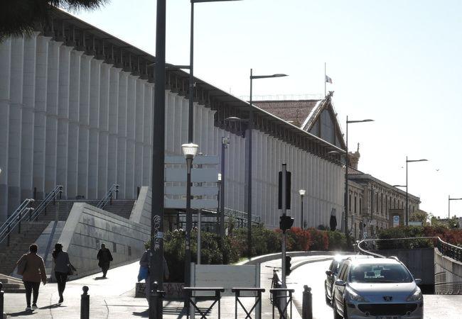 マルセイユ サン シャルル駅