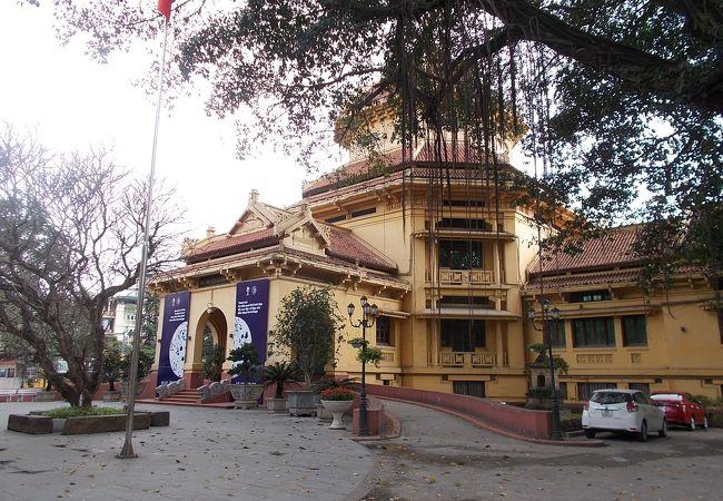 国立歴史博物館 (旧革命博物館)