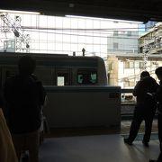横浜駅から桜木町