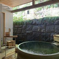部屋露天風呂