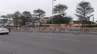 ハノイ遷都1000年記念モザイク壁画