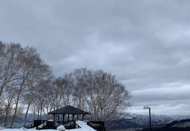 黒森山展望台