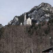 ドイツで一番有名な観光名所