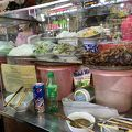 よくあるアジアの市場です。