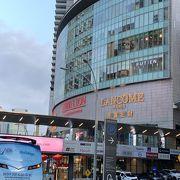無料観光バスKLGOのバス停もあります