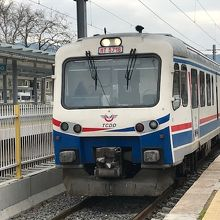 トルコ国鉄 (TCDD)