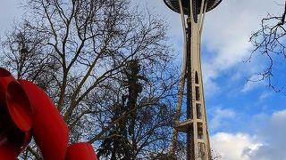 シアトルのランドマークタワー