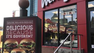 Wendy's Clifton Hill