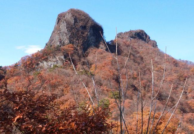 鹿岳(群馬県南牧村)