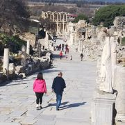 2000年前の古代都市遺跡