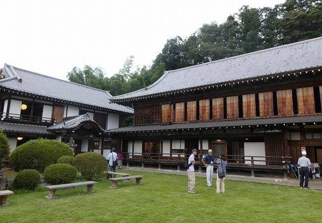 高麗郷古民家 (旧新井家住宅)
