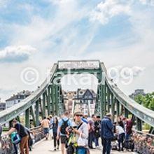 アイゼルナー シュテグ (鉄の橋)