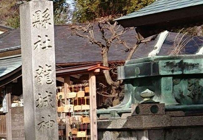 家康公ゆかりの神社