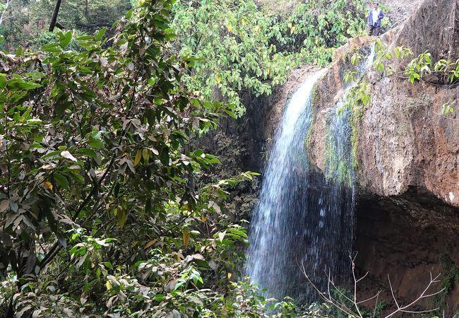 チャオン滝