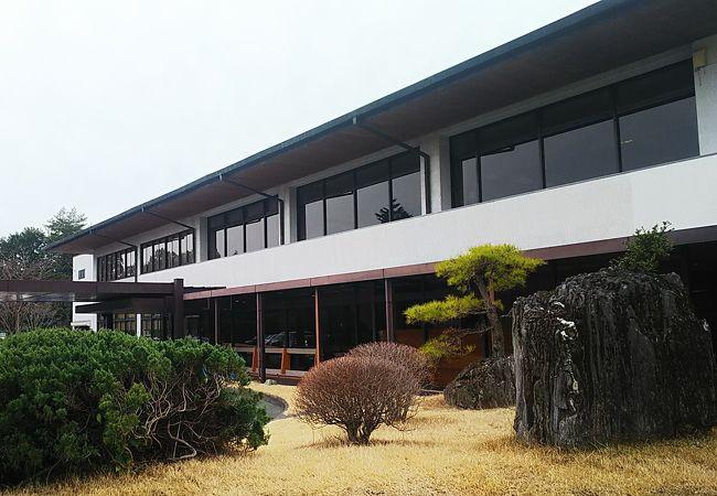 ANAグループのゴルフ場です。