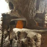 隠れキリシタンの地下都市