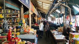 チルソンシジャン (七星市場)