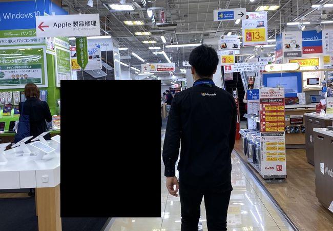 ビックカメラ (新宿東口駅前店)