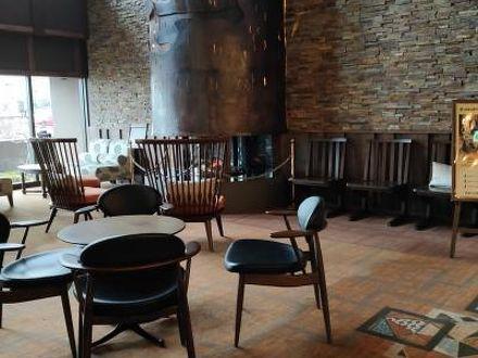 湯の川温泉 ホテル万惣 写真