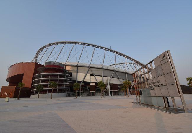 ハリーファ・インターナショナル・スタジアム
