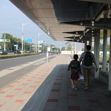 台鉄左営駅