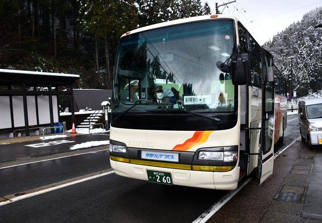京福バス 永平寺おでかけ号