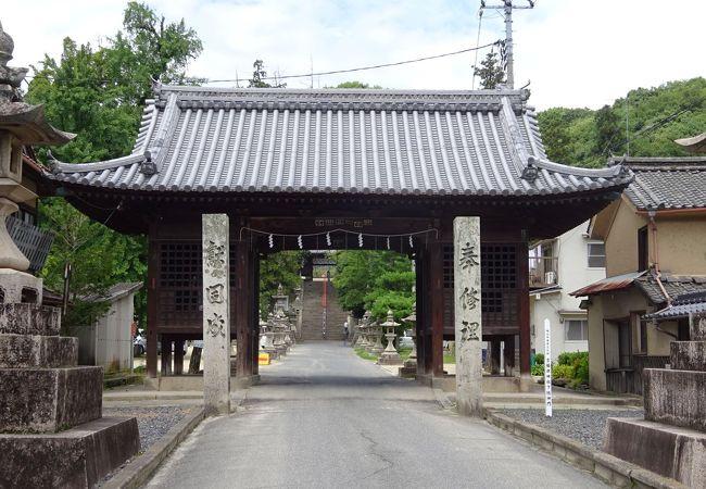 備後一宮吉備津神社