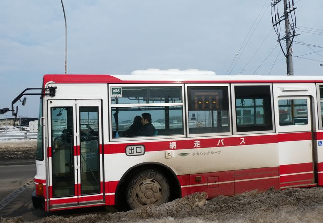 路線バス (網走バス)