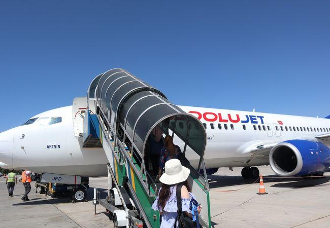 カッパドキア最寄りの空港