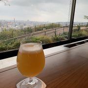 ホテルオリジナルのクラフトビール