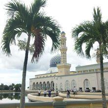 コタ キナバル市立モスク