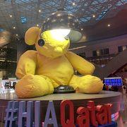カタール航空のハブ空港