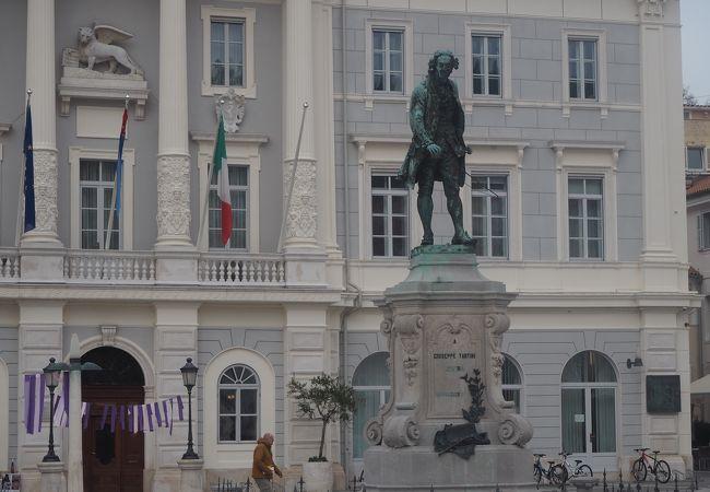 タルティーニ広場