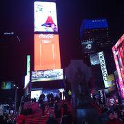 ニューヨーク歓楽街の中心