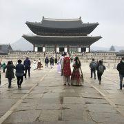 ソウル観光で外せない