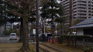鉄道記念物公園 / 沢井手公園